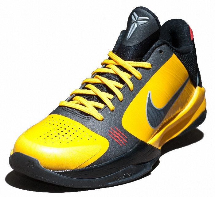 reputable site 5ac81 22a48 Kobe Bryant Nike Zoom Kobe V (5), Bruce Lee - Game of Death
