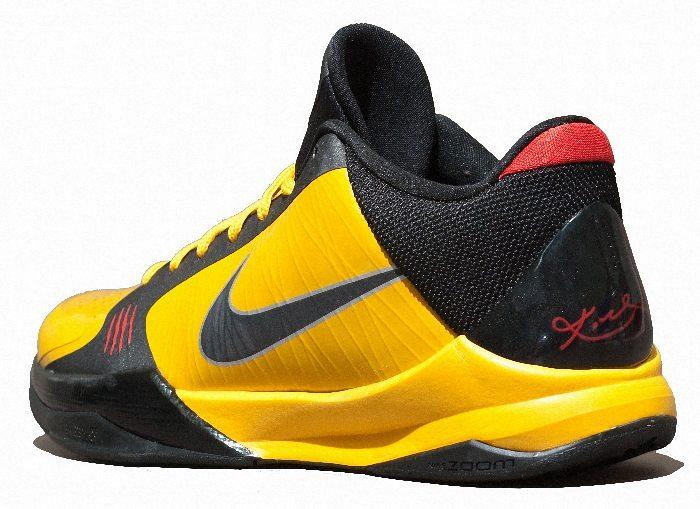 c764b9e12ea3 Kobe Bryant Shoes Pictures  Nike Zoom Kobe V (5) Bruce Lee - Game of ...