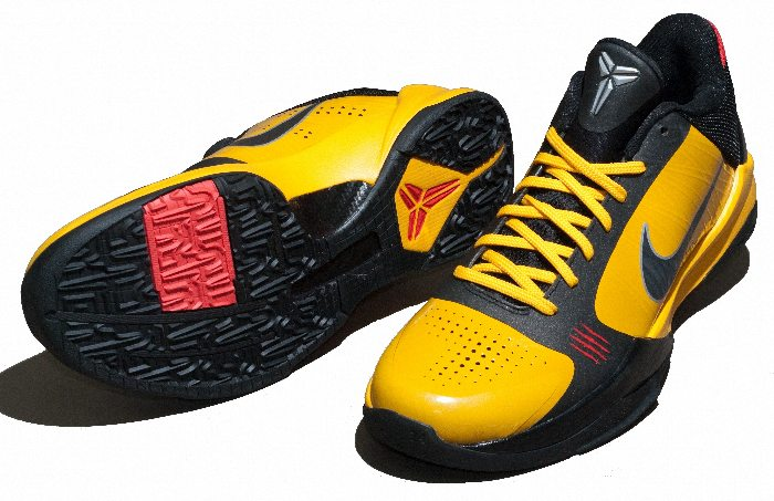 premium selection da481 94635 Kobe Bryant Shoes Pictures: Nike Zoom Kobe V (5) Bruce Lee ...