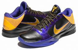 official photos 0747a f2bc1 Kobe Bryant Shoes for the 2009-10 NBA Season  Nike Zoom Kobe V (5)