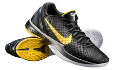 Kobe Bryant basketball shoes: Nike Zoom Kobe VI (6)