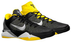 New Kobe Bryant basketball shoes: Nike Zoom Kobe VII (7)