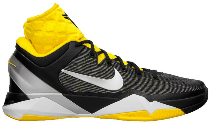 07e51167a5c7 Kobe Bryant Shoes Pictures  Nike Zoom Kobe VII (7) System Supreme ...